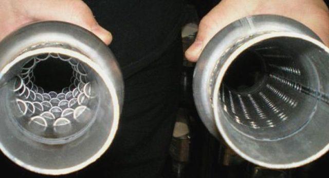 Устанавливаем пламегаситель вместо катализатора своими руками. Пошаговая инструкция
