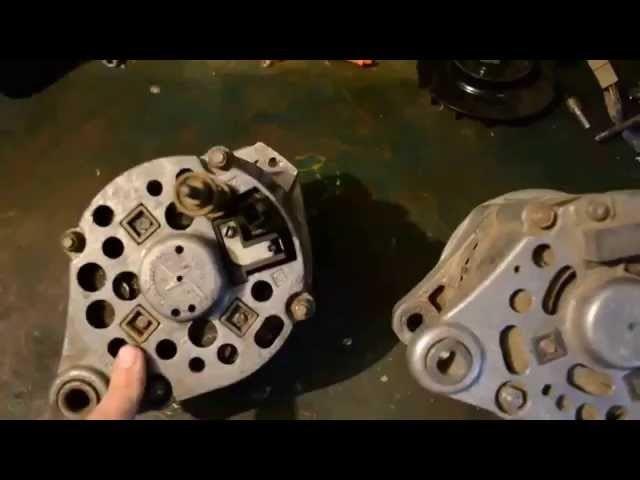 Как снять генератор на ваз 2107? Все проще простого