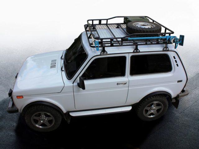 Делаем экспедиционный багажник своими руками. Сложно, но можно