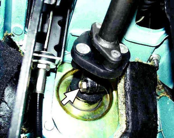 Замена рулевой рейки на ваз 2114 и 2115. Четырка-четырка