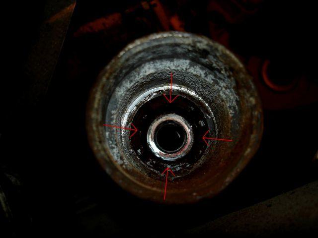 Замена втулки рулевой рейки renault megane 2. Чиним болезни француза