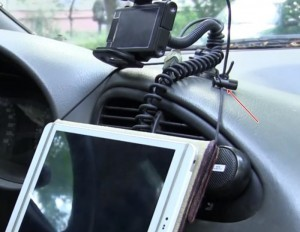 Как сделать держатель для телефона или планшета в машину своими руками? Начинаем экономить
