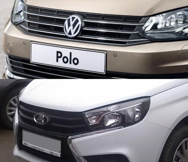 Что лучше, лада веста или volkswagen polo? Автоваз против немцев