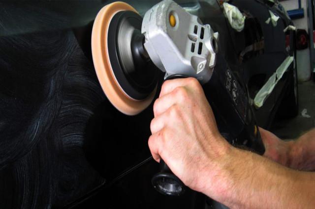 Как убрать шагрень после покраски авто? Несколько способов на выбор
