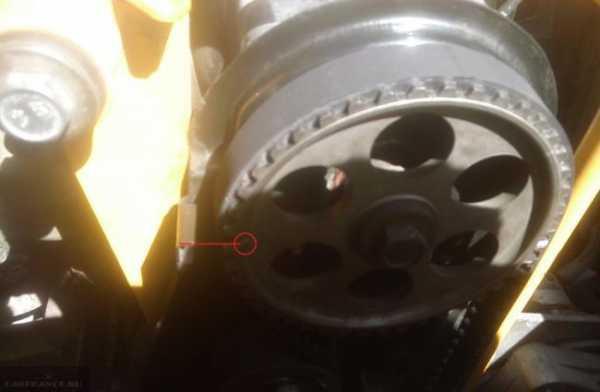 Замена сальника распредвала на ваз 2114 и 2115 (8 клапанов). Когда много свободного времени
