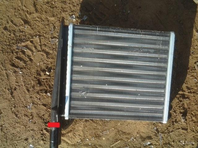 Замена радиатора печки на калине своими руками. Ждите приключений
