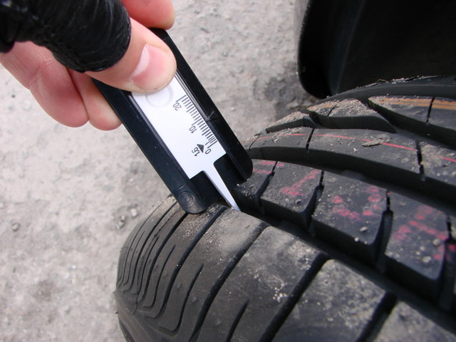 Как определить износ зимних шин? Несколько способов на выбор