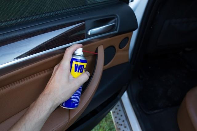 Применение вд 40 в автомобиле. Как и где его можно использовать