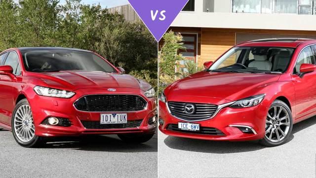Что лучше: mazda 6 или ford mondeo? Японец против американца