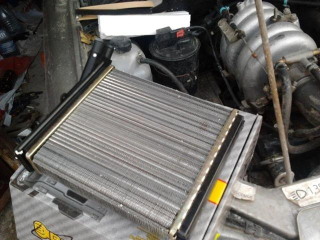 Замена радиатора печки chevrolet niva с кондиционером. Сложно, но можно