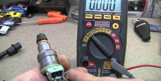 Проверка форсунок дизельного двигателя. Самостоятельная диагностика