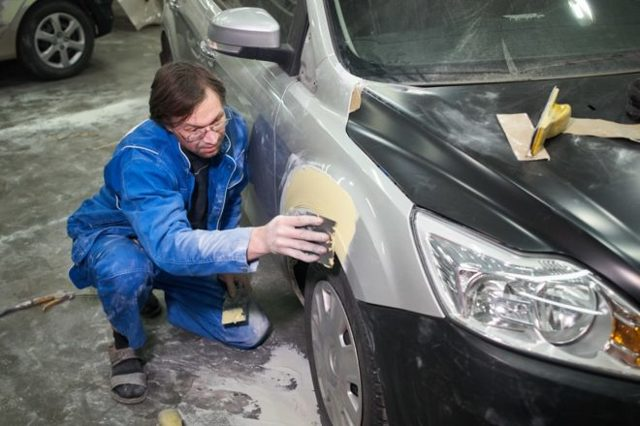 Как развести шпаклевку для авто? Полезные советы
