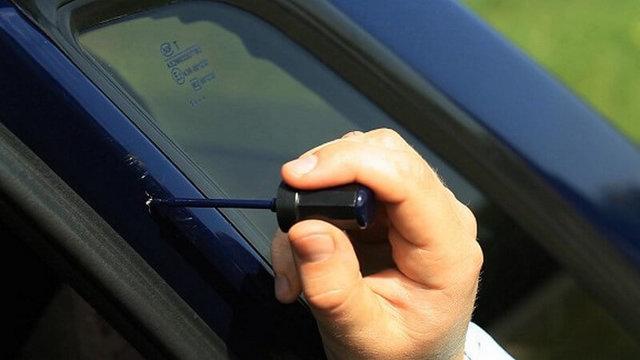 Удаление сколов на автомобиле своими силами