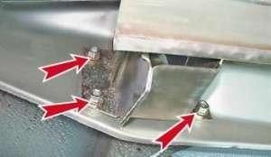 Как снять передний и задний бампер на ваз 2114 и 2115? Проще простого