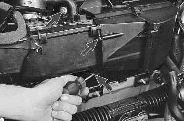 Замена радиатора печки на приоре без кондиционера и с ним. Это же автоваз