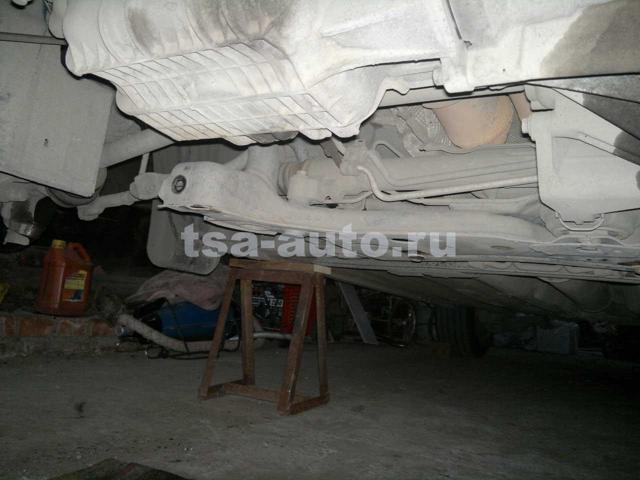 Замена сайлентблоков задней подвески форд фокус 2. Пошаговый инструктаж